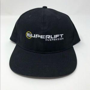SUPERLIFT Suspension Black Hat - NWOT